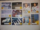 1969 Topps Man on the Moon Trading Cards 5