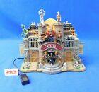 Transylvania Zoo Spooky Town Collection 2010 Lemax Tested and Works