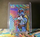 2021 Topps Chrome Star Wars Galaxy Trading Cards 32