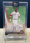 2021 TOPPS NOW # 149A JOEY VOTTO 300th Career HR AUTO AUTOGRAPH LE 92 99 Reds