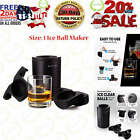 Premium Clear Ice Ball Maker Mold Whiskey Ice Ball Maker Large 24 Inch NEW