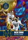 Notre Dame, Upper Deck Sign Multi-Year Exclusive Trading Card Deal 5