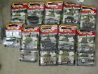 Lot of 14 Vintage Majorette 220 Series Special Forces Army Vehicles NIP