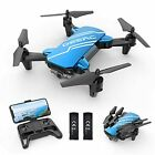 D20 Mini Drone with Camera for Kids Remote Control Toys Gifts for Boys Girls