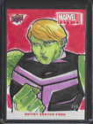 2020-21 Upper Deck Marvel Annual Trading Cards 28