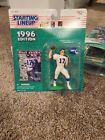 Starting Lineup Football Dave Brown RC 1996 Giants Case Fresh
