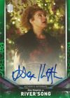 2017 Topps Doctor Who Signature Series Trading Cards 7