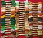 50 Skeins Paternayan Persian Wool Yarn for Needlepoint Embroidery Mixed Lot 12