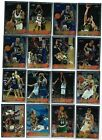 1996-97 Topps Chrome NBA Lot of (125) Cards