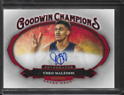2021 Upper Deck Goodwin Champions Trading Cards 22