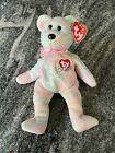 Celebrate Bear - TY Beanie Baby Retired Rare Mint Condition Tags