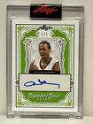 2021 Leaf National Signature Series NSCC Redemption Multi-Sport Cards - Checklist Added 22