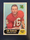 Len Dawson Cards, Rookie Card and Autographed Memorabilia Guide 4