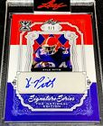 2021 Leaf National Signature Series NSCC Redemption Multi-Sport Cards - Checklist Added 21