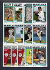2004 Topps Traded & Rookies Baseball Cards 22