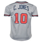 Chipper Jones Cards, Rookie Cards and Autograph Memorabilia Buying Guide 46