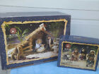 Boyds Bear Plush Nativity Collection 12 Piece with Wise Men holy family manger