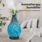 Vase Shape Aroma Essential Oil Diffuser LED Color Changing Ultrasonic Humidifier