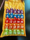 Fisher Price Advent Little People Nativity Set Yellow COMPLETE Christmas