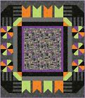 Town Square Quilt Fabric Kit by Maywood Studio 58x67