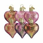 Ornaments Heart Assortment Glass Blown Ornaments For Christmas Tree