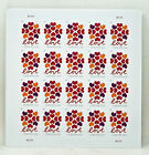 Three 3 Sheets of 20 Stamps USPS Hearts Forever Love Stamps First Class Rate