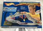 Vintage Hot Wheels Highway Police Chase Playset 2000 New Sealed RARE