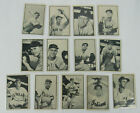 1953 Bowman Baseball Cards - Color and Black & White Series 125
