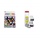 Snazaroo 1180100 Ultimate Party Pack Multicoloured  Face and Body Paint Gel