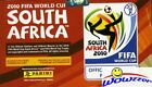 2010 Panini World Cup MASSIVE Factory Sealed 100 Pack Sticker Box-500 STICKERS!