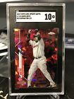 2020 Topps Chrome Update Series Sapphire Edition Baseball Cards 17