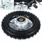 For 50cc 110cc Dirt Bikes 250 10 Rim Tire 10 Rear Wheel Replacement Assembly