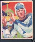 1935 National Chicle Football Cards 12