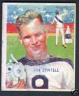 1935 National Chicle Football Cards 13