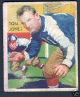1935 National Chicle Football Cards 16