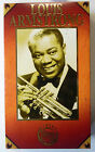LOUIS ARMSTRONG Vintage Vaults 4 CD BOX; Sealed CDs JAZZ