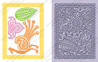 Cuttlebug A2 embossing combo Persia 37 1919