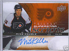 Mike Knuble 08-09 Upper Deck Trilogy Autograph Card