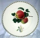 QUEEN'S CHINA *Hookers Fruit - Apple* DINNER PLATE new