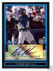 2009 09 BOWMAN DRAFT PICKS PROSPECTS ADAM MOORE AUTO AUTOGRAPH