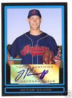 2009 09 BOWMAN DRAFT PICKS PROSPECTS JASON KNAPP AUTO AUTOGRAPH