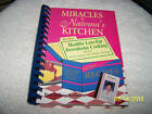 Vintage Cookbook Miracles in Natomas Kitchen SIGNED by the Author 366 Pages