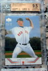 JON LESTER 2002 UD Propect Premieres RC BGS 9.5 Red Sox