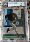 MICHAEL JORDAN 1994 SP Holoview Blue BGS 8 RC Baseball