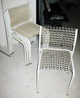 David Rowland Thonet Sof-Tech Side Chair White