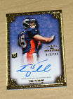 2010 Topps Five Star Tim Tebow autograph rookie 79 100