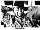 Billy Wilder Signed photo COA 1210