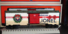LIONEL #52575 LIONEL HOLIDAY STORE BOXCAR