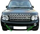 Front Bumper Chrome FOG LIGHT lamp surround for Land Rover Discovery 4 LR4 spot