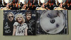 New Signed Blondie Panic of Girls Debbie Harry Chris Stein Clem Burke CD RARE